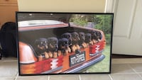 Puppies picture frame  Ashburn, 20147