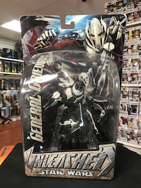 """General Grievous Star Wars Unleashed Hasbro 7"""" inch"""
