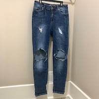 Noisy May Kim Loose 105 Jeans, High-Rise (SZ 27) Vancouver, V6M