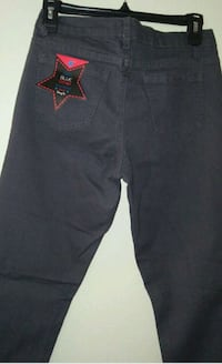 New grey jeans size 7-8 jr. Brand RED BLUE DENIM West Valley City, 84120