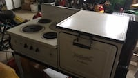 1920's era HotPoint Stove. Belonged to my parents...need to sell. Needs a little wiring and price reflects this. Good condition overall. Simpsonville, 29680
