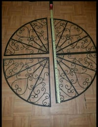 4 piece wall decor 18 inches each piece
