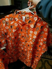 Original Orioles Shirts 2 available Sterling