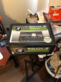 MACKIE Big Knob Studio Monitor Controller / Audio Interface