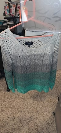 Knitted shirt