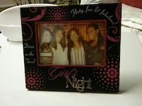 Girls night out picture frame Zanesville, 43701