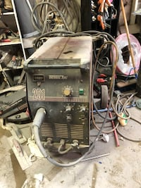 black and gray welding machine Mobile, 36619