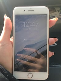 Iphone 8PLUS gold 64gb  7426 km