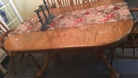 Brown wooden table Spring Hill, 34606