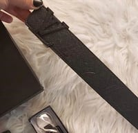 Louis Vuitton Black belt Richmond Hill, L4C 0Z5