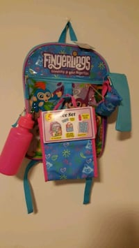 Fingerlings Backpack with extras  Reisterstown, 21136