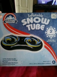 2 seater snow tube (NIB) Everett, 02149