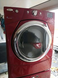 red front-load clothes dryer Delaware, 43015