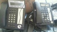Office phone systems 6 handsets