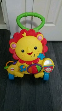 Fisher-Price Musical Lion Walker    16 mi