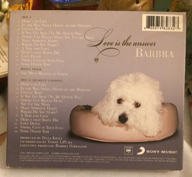 Barbra Streisand-Love is the answer Deluxe Edition 2cd b29eafc5-d0f4-4d99-b039-c131f4d18bfa