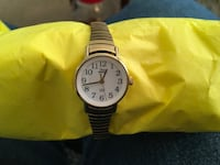 Ladies Timex indigo watch