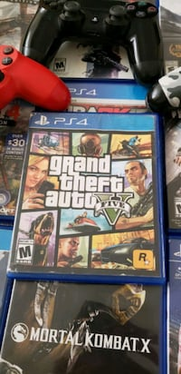 PS4 GTA 5 Merkez, 54800