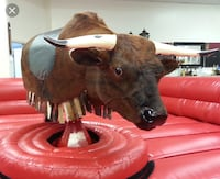 Mechanical bull Rental Plainsboro, 08536