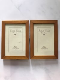 4R Solid Wood Photo Frame Hougang, 530971