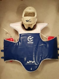 Mint Sparring Equipment  Markham, L6C 0J7