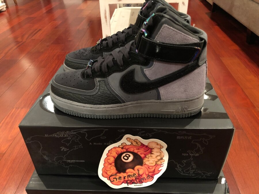 Nike Air Force High AMM Collab *Size 11*