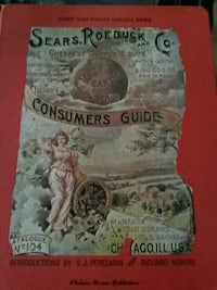 Sears Roebuck Co, consumers guide book