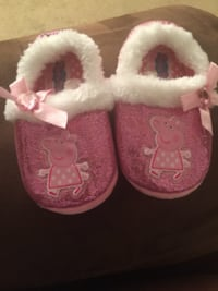 Peppa Pig bedroom shoes  Greenville