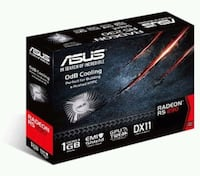 ASUS RS HD 230 1gb silent GPU card  465 mi