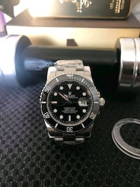 Submariner automatic mechanical watch