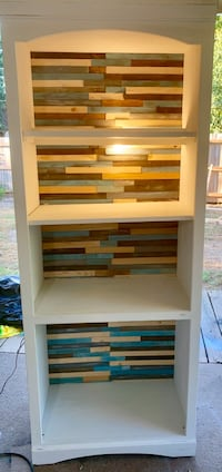 Solid Wood Bookshelf Benbrook, 76126