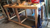 workbench with locking wheels Maple Grove, 55311