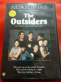 Outsiders dvd Waynesboro, 22980