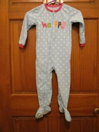 Toddler Sleeper Pajamas Size 3T Aberdeen, 21001