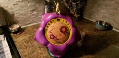 Collectible Disney Tinkerbell CD player