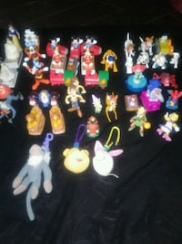 assorted plastic toy collection screenshot Hamilton, L8N 2V9