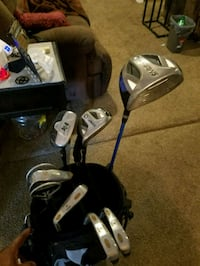 Golf clubs Radcliff