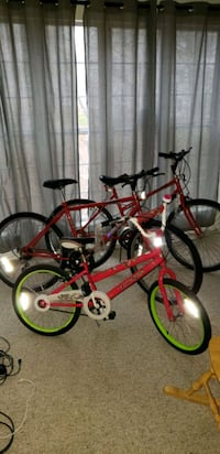 red and black BMX bike Fairfax, 22033