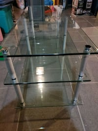 Three tier glass coffee table  Chicago, 60630