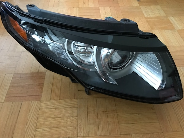 Headlight Land Range Rover Evoque