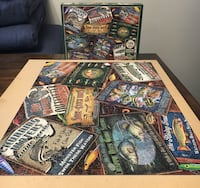 Puzzle 1000 pieces fishing theme Langley