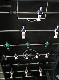 black and green foosball table North Andover, 01845