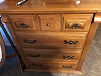 4 drawer chest of drawers Lubbock, 79423