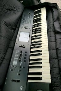Korg music Workstation M50 with loads of sounds