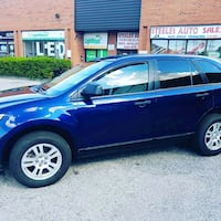 2011 FORD EDGE 61K, FINANCING AVAILABLE Keele St at Steeles Ave West
