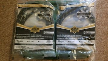 Washing machine hot and cold hoses-brand new