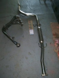 Cat delete and aftermarket headers and downpipe Oroville
