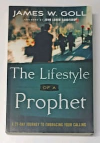 The Lifestyle of a Prophet      Book Barrie, L4N 7L8
