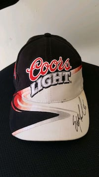 Sterling Marlin Autographed Hat Stafford, 22556