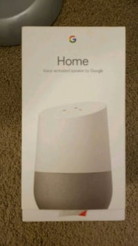 Google home new opened box Silver Spring, 20904